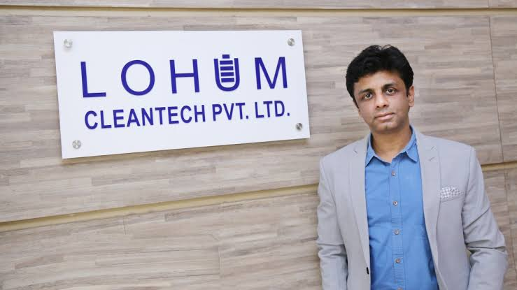 Mr. Rajat Verma, Founder & CEO, Lohum