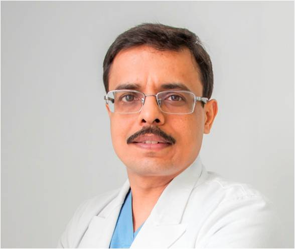 Dr.Vipul Gupta, Director, Neurointervention, Agrim institute for neuro sciences, Artemis Hospital.